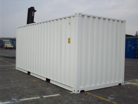 20er gebrauchte container neuwertig in wei und grau container verkauf in hamburg. Black Bedroom Furniture Sets. Home Design Ideas