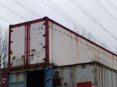 Gebrauchte 20 er Container