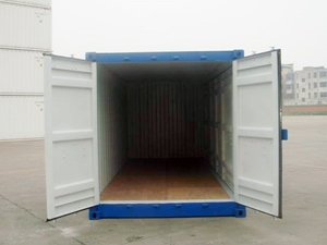 20er full side access container