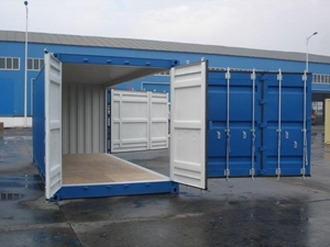 20er Full Side Access / Open Side Container
